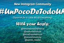 #UnPocoDeTodoUK / Instagram Community