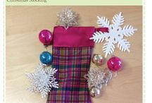 The Sewing Room- Gift Class Sewing Projects / Project ideas for our gifty sewing classes