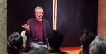 """Conferencia Inaugural - Guillermo McGill - Ciclo 2017 / Conferencia inaugural de Cuentacuarenta 2017 a cargo de Guillermo McGill """"El sentir del ritmo. Cuando improvisas está permitido hacer cualquier cosa, excepto cualquier cosa"""""""