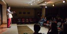"""Marc Buléon - Sesión Especial Autismo - Ciclo2017 / Marc Buléon con """"La geometría de los silencios"""" en el Casino Abulense - 17 de marzo - Ciclo 2017"""