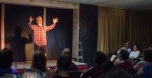 """Quico Cadaval - Ciclo 2017 / Quico Cadaval con """"La sombra de las palabras"""" en el Casino Abulense - 8 de abril - Cuentacuarenta 2017"""