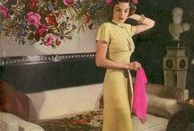Jennifer Dreams of The Tropics / Tropical Art Deco fashion & inspiration