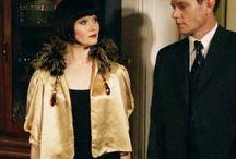Jennifer's Cocktail Bolero Cape inspiration / Ideas for Miss Fisher wardrobe