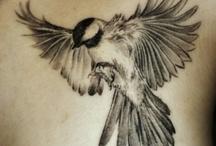 Tattoos. J'adore ;-) / by Brandie Begue'