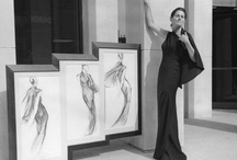 Divinely Inspired: Charles James / We love Charles James, America's first couturier.  He was a master craftsman and expert cutter, widely regarded for his structured aesthetic.  All of his gowns seem to be sculpted rather than sewn.