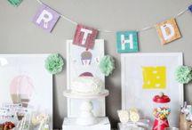 Raupe Nimmersatt / Süße Dekoration und DIY für eine Raupe Nimmersatt Geburtstagsfeier