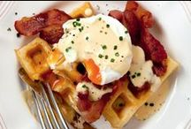 Brunch: The only reason to get out of bed on a Sunday / We all know it's the best meal of the day