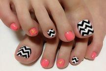 Nails / I love DIY nail art :) / by Boo Nana