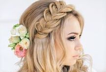 Inspirations - Wedding Hairstyle