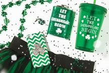 St. Patrick's Day / Get ready for St. Patrick's Day on March 17 with inspiration for style, drinks, food and decorations!