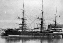 Migrant Ships that landed in Maryborough