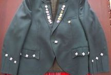 Custom Scottish Attire / Custom Scottish Attire MacBean Tartan Kilt Worsted Wool Highland Dress Uniform.