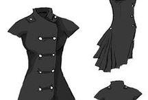 Steampunk Inspiration: Sewing