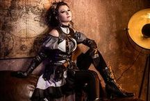 Steampunked Cosplays & Redesigns