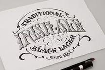 Calligraphy, Typography & Hand Lettering Inspiration
