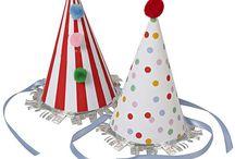 Toot Sweet Meri Meri Party / Hier findet ihr süße Ideen, Pappgeschirr und Dekorationen für eure Geburstagsparty.