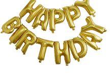 Ballons - Balloon / Hier findet ihr eine große Auswahl an Luftballons oder Ballongirlanden als perfekte Dekoration für euren Kindergeburtstag, Geburtstagsparty, Babyshower oder Hochzeit.