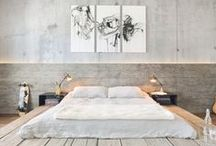 mieszkaning / interior design, home decor, bedroom