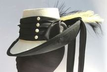 Victorian Fashion: Hats