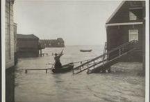 1916 Watersnood / Watersnood Marken 1916