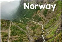 Norway / This board hosts everything and anything Norwegian. Norway's food, fjords, sights, culture, travel and more!