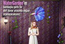 WaterGarden | Keyfi Başka / İstanbul'un yenilikçi eğlence ve cazibe merkezi WaterGarden Dünya'da Bir İlk... #TadıBaşka #KeyfiBaşka