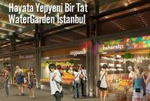 WaterGarden | Taze Pazar / Taptaze, yöresel lezzetlerin yer aldığı Taze Pazar, domatesin tadını, salatalığın gerçek kokusunu unutanlar için 2016'nın ikinci çeyreğinde açılacak yepyeni adres WaterGarden İstanbul'da!