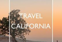 Travel California / Travel inspiration, practical tips and handy guides for your trip to California.