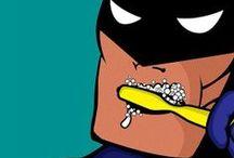 Teething / Things related to teething
