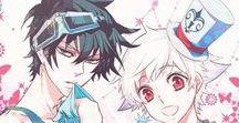 GareNai♡ / Ahhh GareNai♡ love this ship TuT
