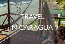 Travel Nicaragua / Travel inspiration, practical tips and handy guides for your trip to Nicaragua.