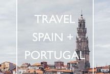 Travel Spain + Portugal / Travel inspiration, practical tips and handy guides for your trip to Spain and Portugal.