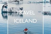 Travel Iceland / Travel inspiration, practical tips and handy guides for your trip to Iceland.