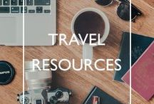 Travel Resources / Packing tips, our favourite gear and budget ideas to help you travel better.