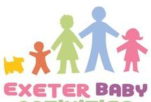 Exeter Baby Activities / Your guide to being a parent in Exeter. Playgroups, clubs and groups, family friendly cafes and local businesses.
