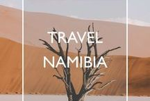 Travel Namibia / Travel inspiration, practical tips and handy guides for your trip to Namibia.