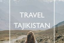 Travel Tajikistan / Travel inspiration, practical tips and handy guides for your trip to Tajikistan.