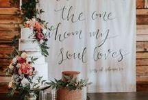 Boho Hochzeit / Hier findet Ihr tolle Ideen für Eure Boho oder Bohemia Hochzeit