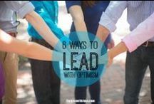 Leadership Learning / Learn to Lead - everything rises and falls on leadership - many resources for improving your leadership in business, family, non-profit and church.