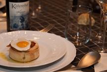FOOD & DRINK / What I love to do - La cena dell'anno 2012