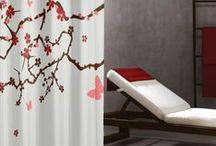 Sealskin bathroom fashion / Voor de aankleding van uw badkamer
