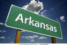 Travel: Arkansas / by Sharon Powell