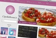 FOOD & DRINK / Cipollerosse.it (italian recipes)