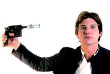 nerdy awesomeness / by James Thomas