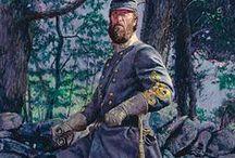 Art: Civil War Theme / by Sharon Powell