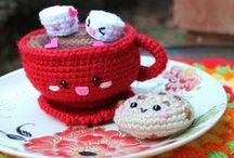 Tea time play crochet pattern