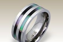 Silver Jewelry Rings - Arahira / Silver rings and jewellery for modern men and women.