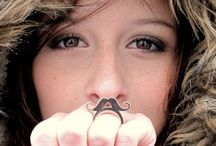 I Mustache You a Question / Can you get any cooler than a mustache?