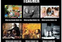 Teachers, pupils, students
