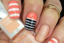 Nail Art / Manicure tricks and design ideas